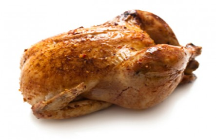 Whole Chicken 4.5b $5.99/lb