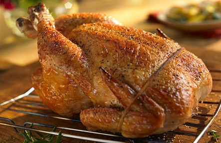 Whole Chicken 3.8lb Bird $5.99/lb